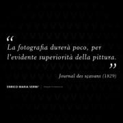 La fotografia durerà poco, per l'evidente superiorità della pittura. Journal des sçavans (1829).