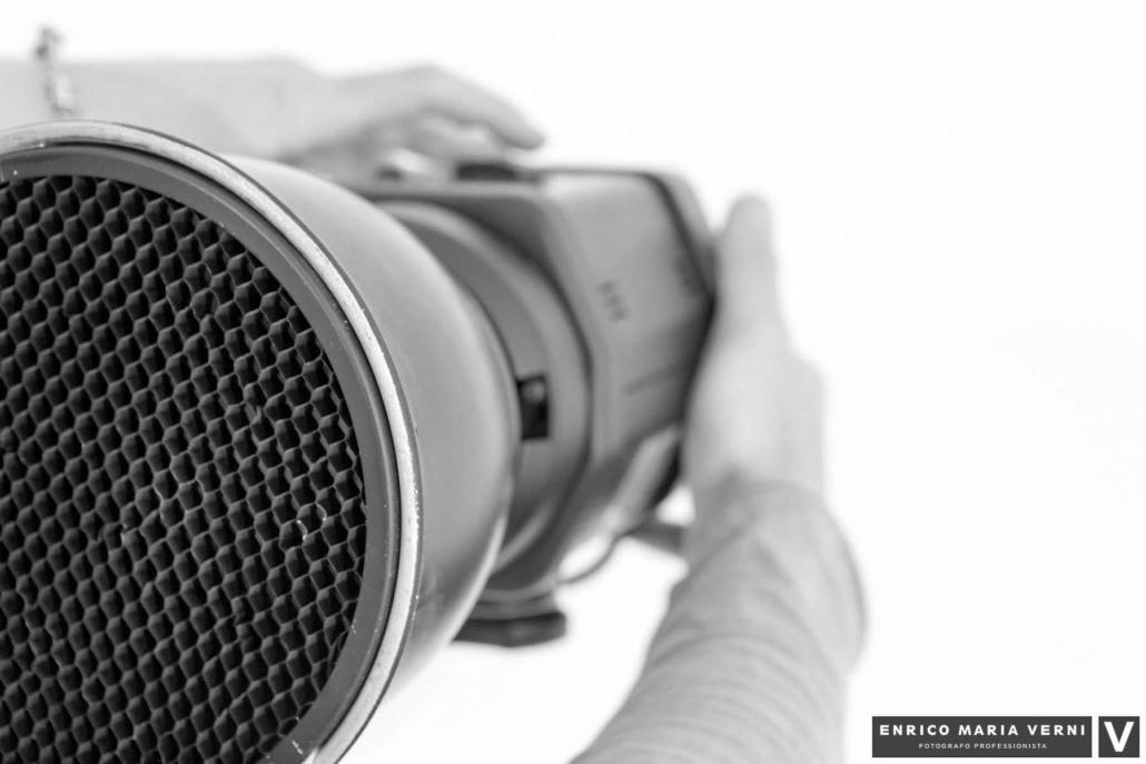 Studio Fotografico Venezia con Attrezzature Luci Flash Bowens