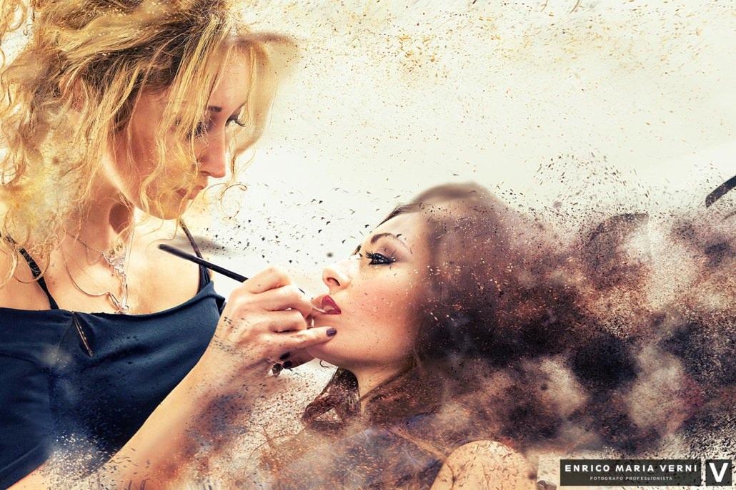 Studio Fotografico Venezia con Truccatrice Make Up Artist