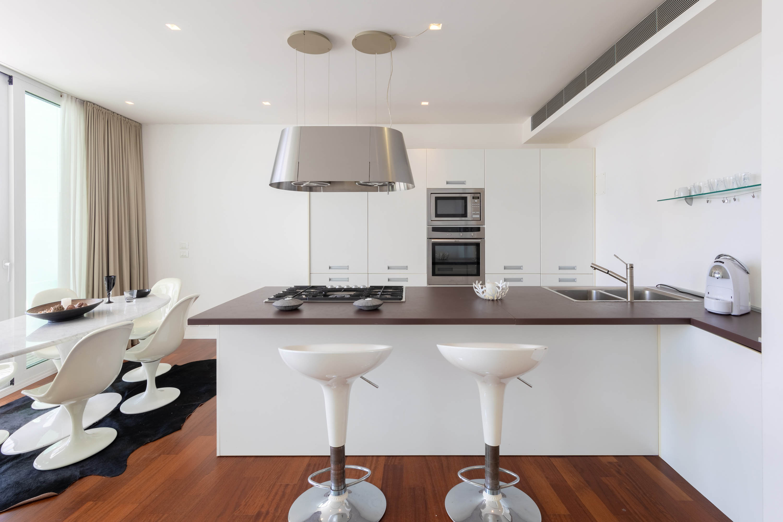 Fotografo appartamento Jesolo Lido Village by Richard Meier