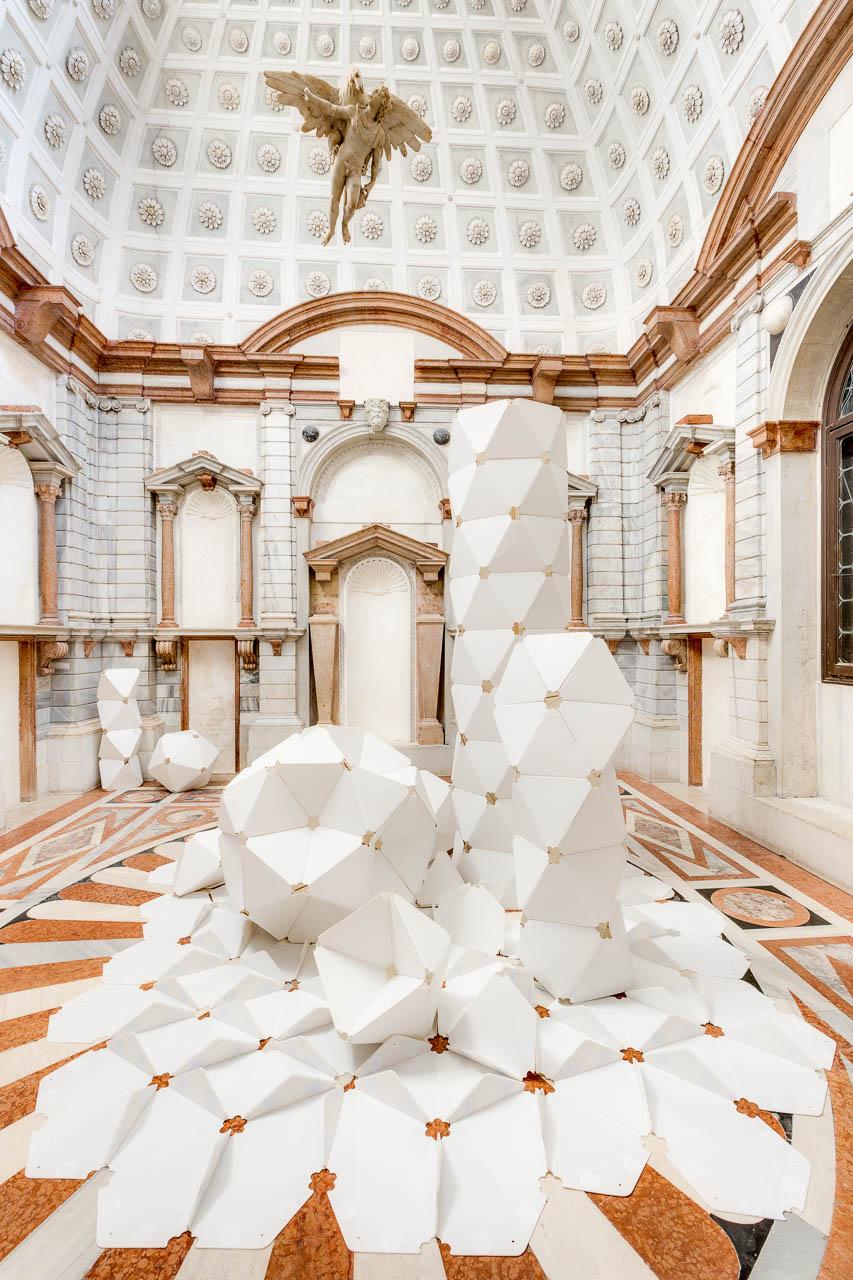 Servizio Fotografico architettura Venezia Museo palazzo Grimani 15