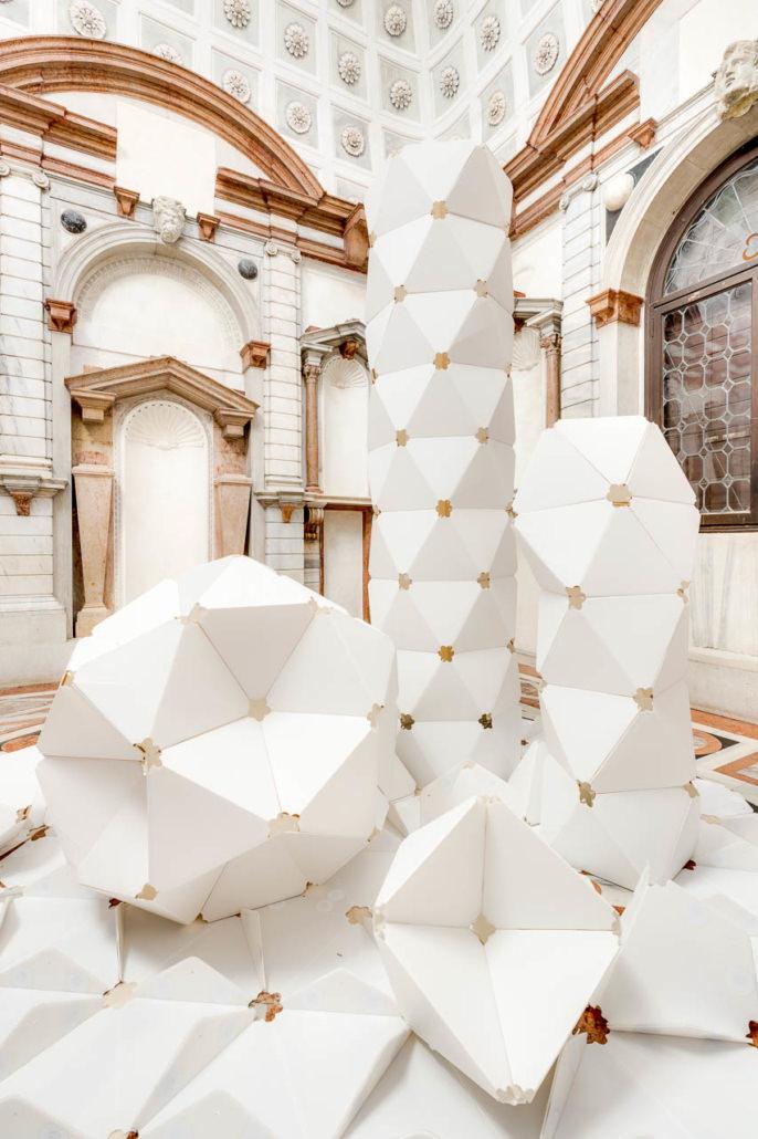 Fotografo Architettura Venezia Museo palazzo Grimani 17