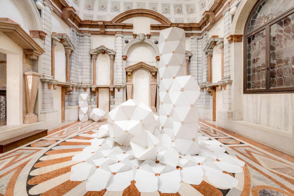 Fotografo Architettura Venezia Museo palazzo Grimani 18