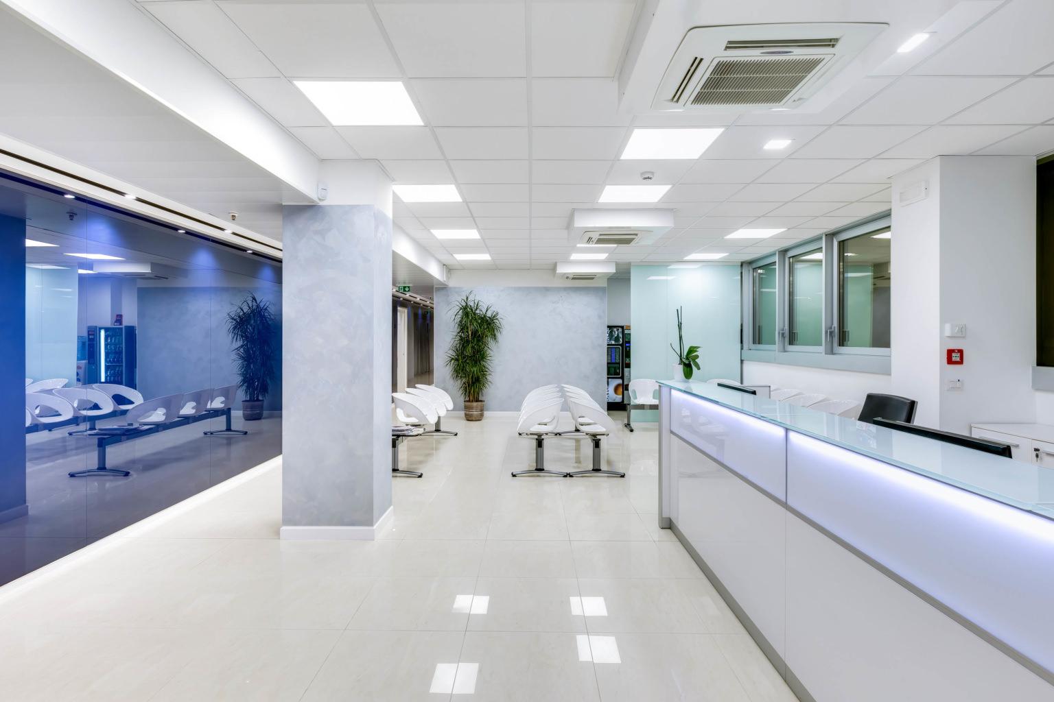 Fotografo Case di Cura e Ospedali 3