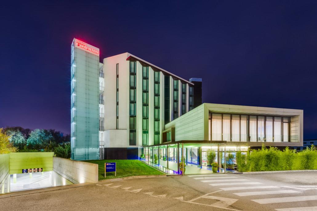 Fotografo Hotel Hilton Garden Inn Mestre Venezia 001