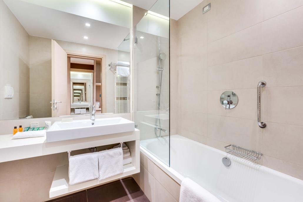 Fotografo Hotel Hilton Garden Inn Mestre Venezia 011