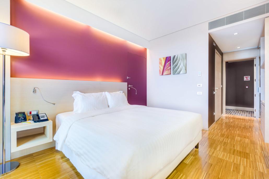 Fotografo Hotel Hilton Garden Inn Mestre Venezia 016