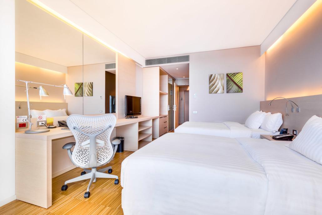 Fotografo Hotel Hilton Garden Inn Mestre Venezia 017