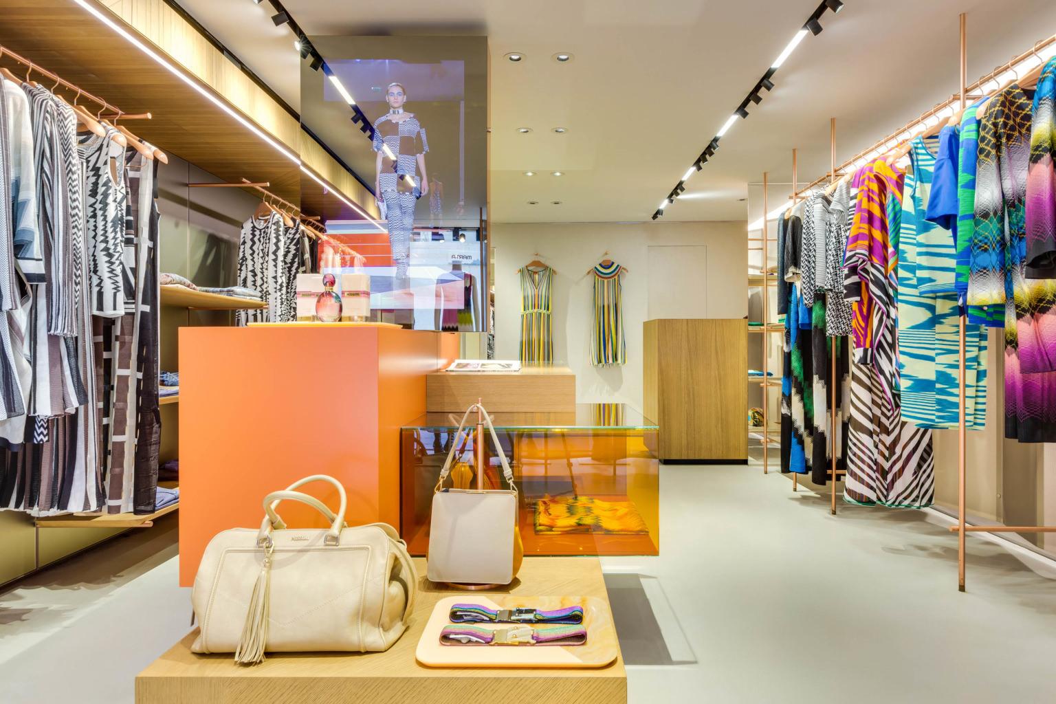 Fotografo Negozi Store