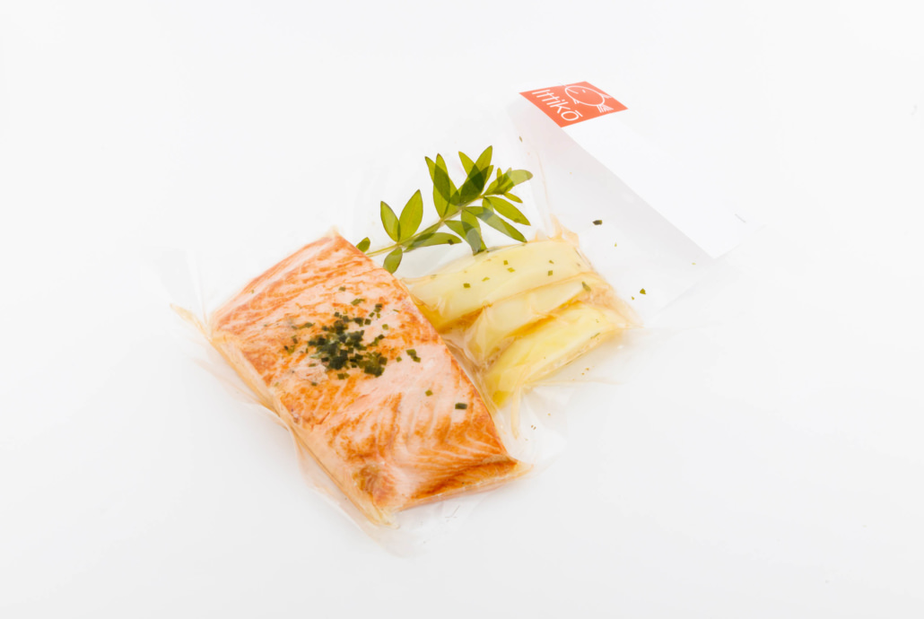 Foto Alimenti Sottovuoto per Consegna a Domicilio