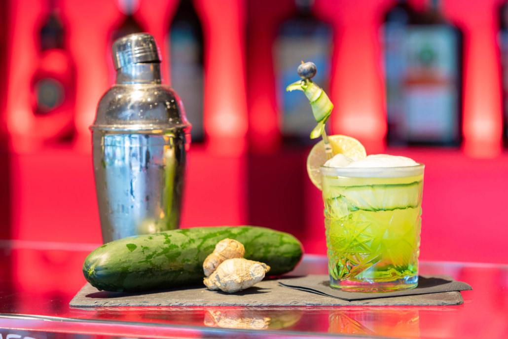 Fotografo Food Venezia Mestre Cocktail Cocumber Smash