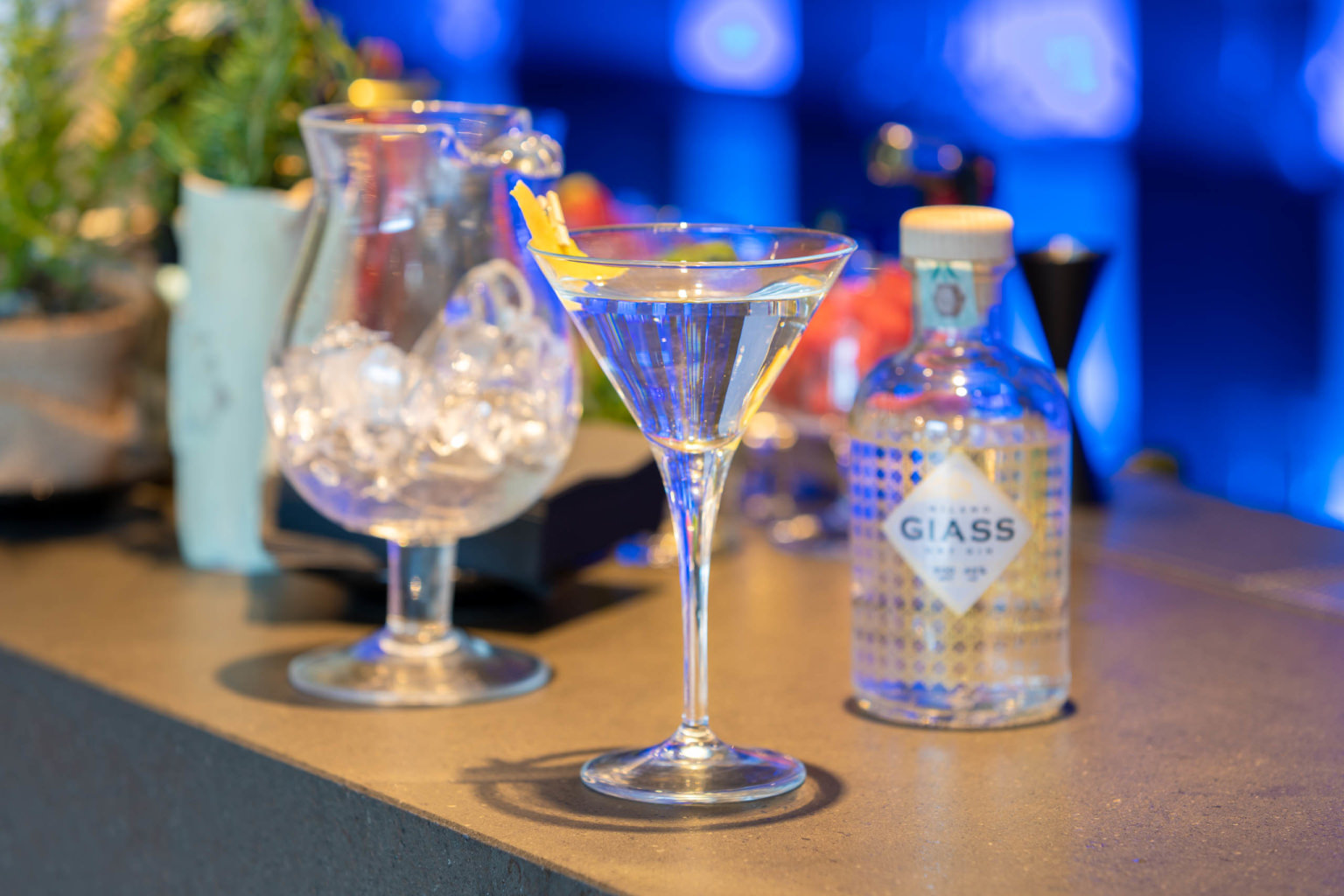 Fotografo Food Venezia Mestre Cocktail Dry Gin