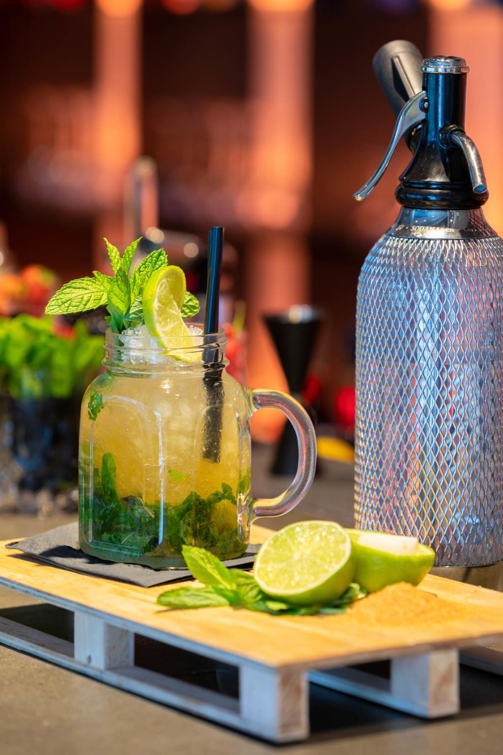 Fotografo Food Venezia Mestre Cocktail Mojito