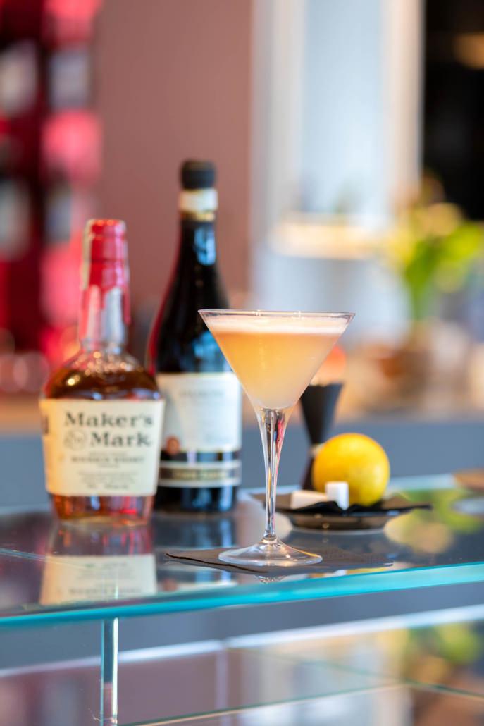 Fotografo Food Venezia Mestre Cocktail New York Sour