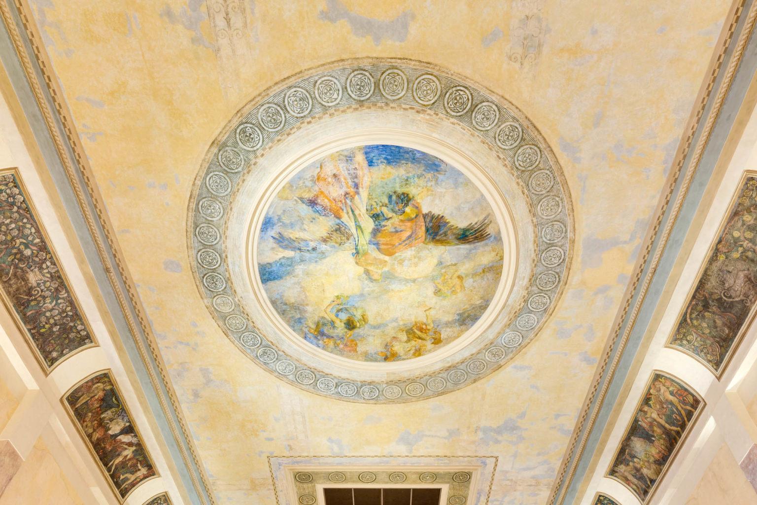 Fotografo Architettura Despar Teatro italia a Venezia