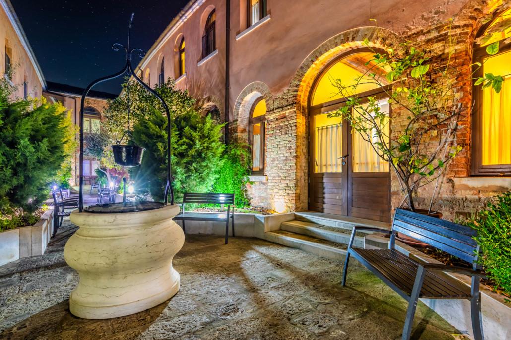 Fotografo Hotel Eurostars Residenza Cannaregio a Venezia